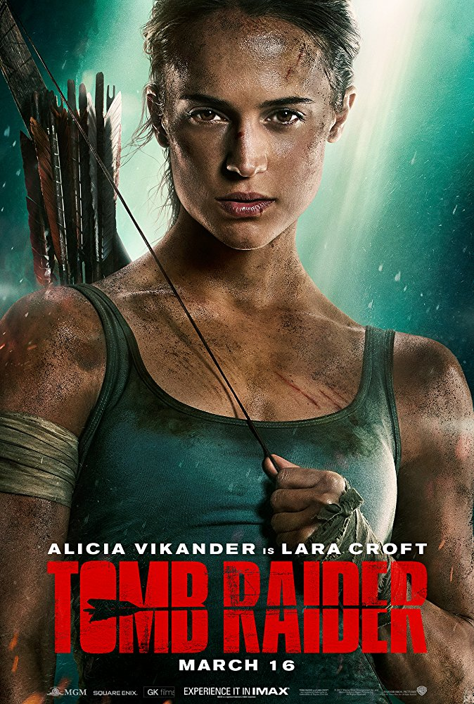 Tombraider poster