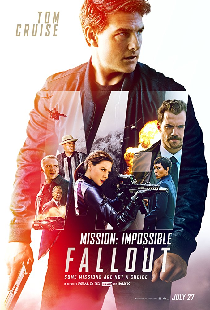 Mission Impossible - Fallout poster
