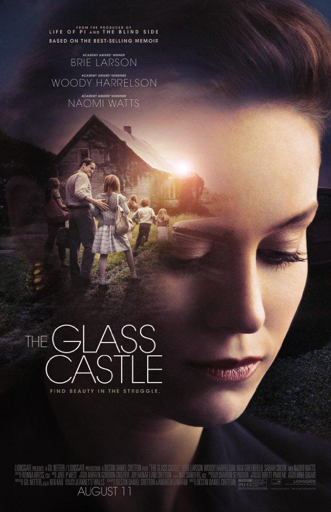 Schloss aus Glas poster