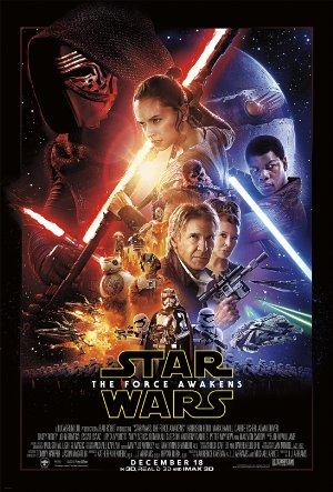 Star Wars: Episode VII - The Force Awakens poster